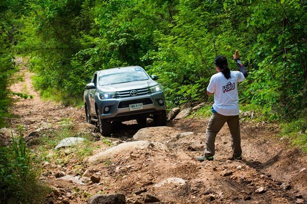 Toyota Off Road Training (27)