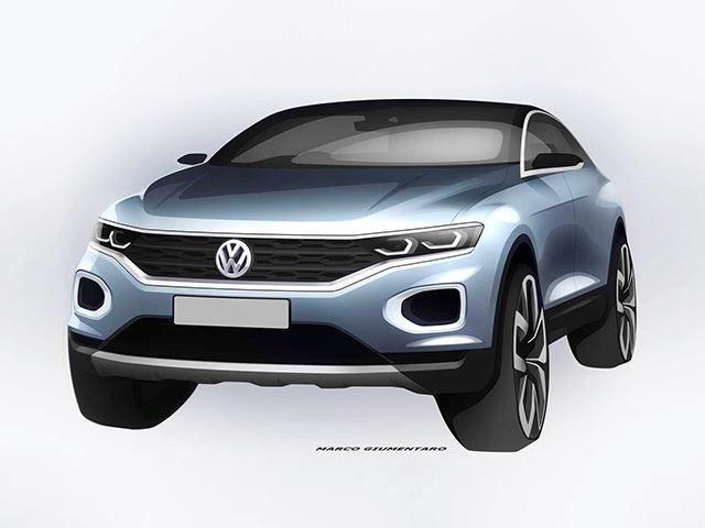 Volkswagen T-ROC4