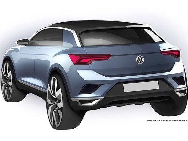 Volkswagen T-ROC5