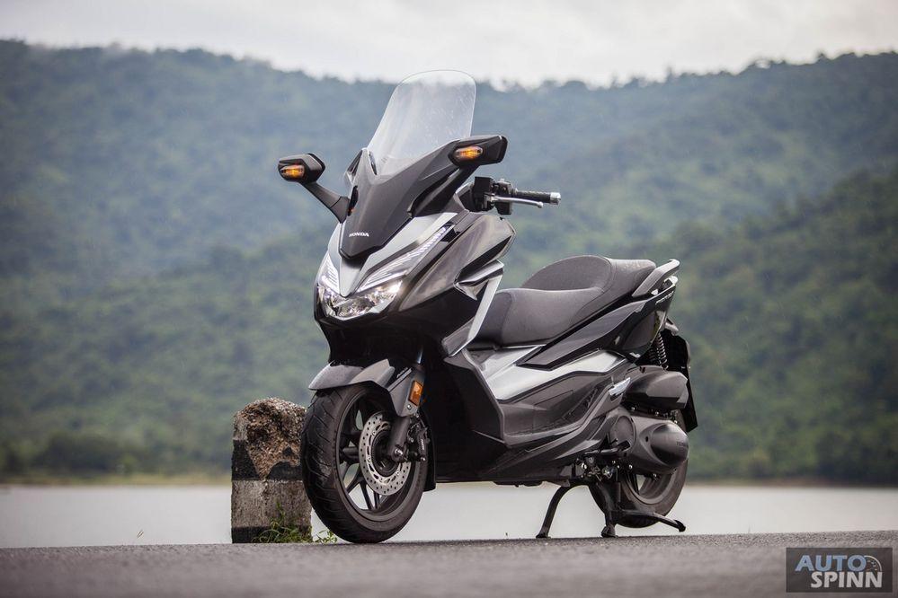 Honda All New Forza 300