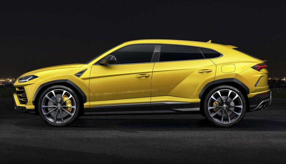 Huansu Hyosow C60 รถจีนร่างโคลน Lamborghini Urus