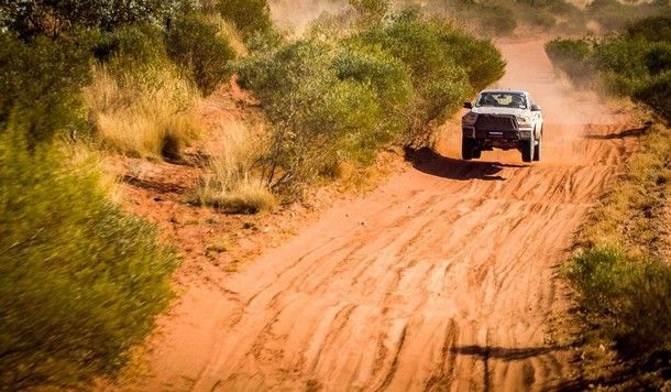 Ford Ranger Raptor ใหม่