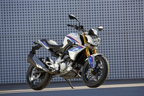 BMW G 310 R