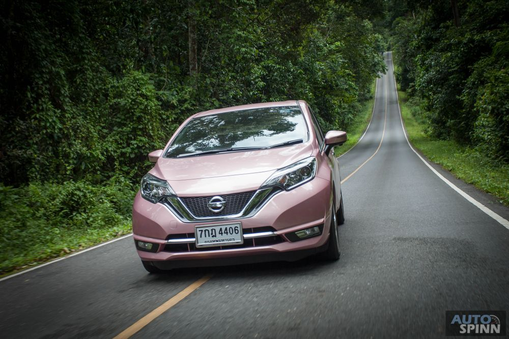 [Test Drive] รีวิว Nissan Note สีหวาน ลุยเขาใหญ่ไปแบบชิลชิล