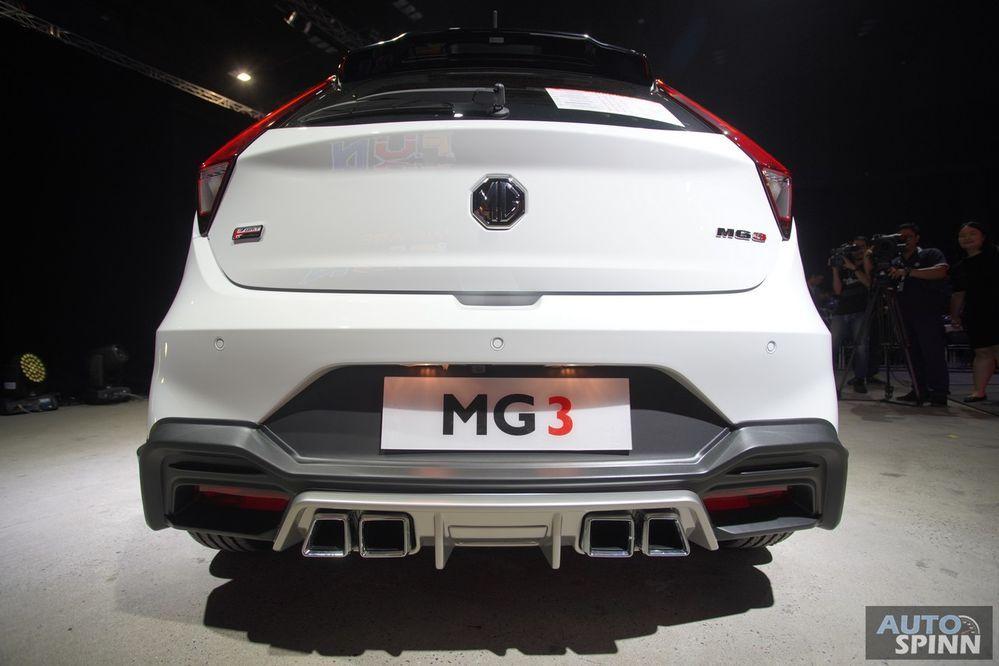 2018 MG3