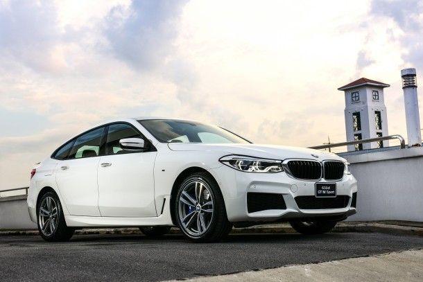 BMW630d Gran Turismo M Sport รุ่นใหม่