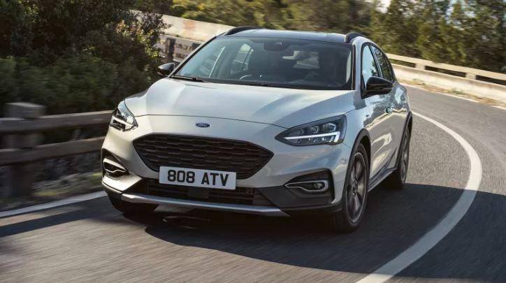 2019 Ford Focus พร้อมระบบ HUD