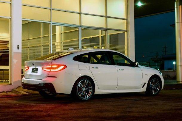 BMW630d Gran Turismo M Sport