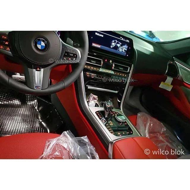 BMW Series 8 ใหม่