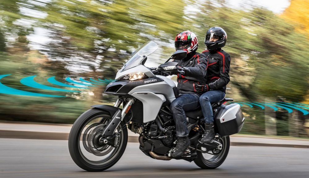 Ducati ซุ่มพัฒนาเรด้าร์ป้องกันการชน คาดแล้วเสร็จปี 2020