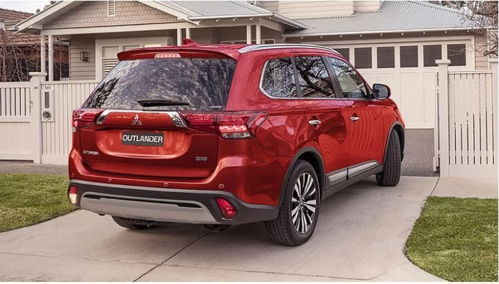 2019 Mitsubishi Outlander เปิดตัวแล้วที่ออสเตรเลีย