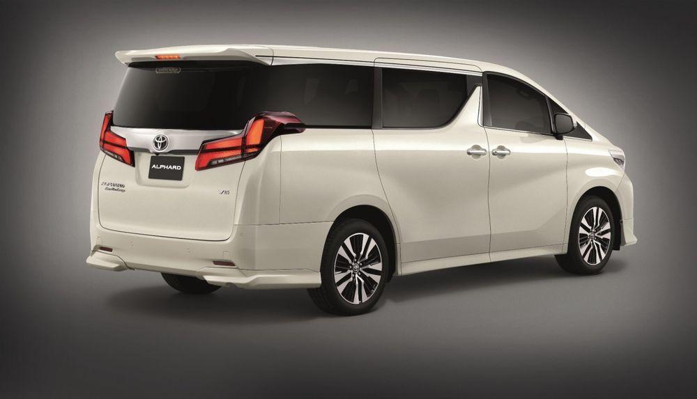 New Toyota Alphard & Vellfire