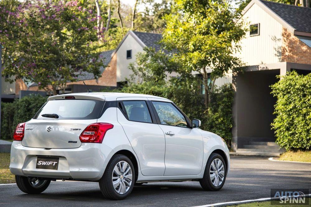 รีวิว All-New Suzuki Swift