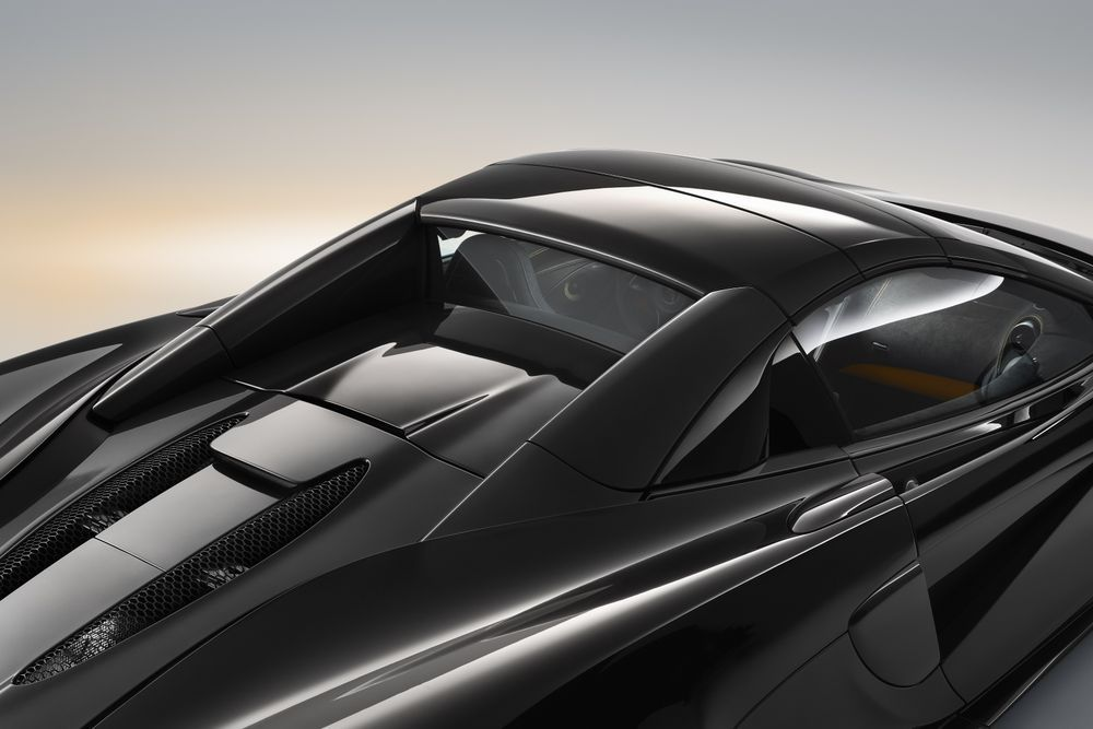 McLaren570S Spider Design Edition