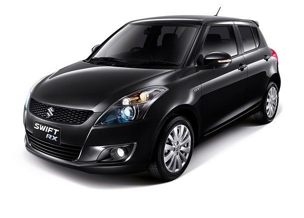 suzuki-swift-rx-front-black