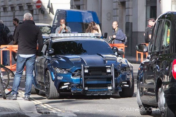 Filming of 'Transformers: The Last Knight' in Central London Featuring: Atmosphere Where: London, United Kingdom When: 11 Sep 2016 Credit: WENN.com