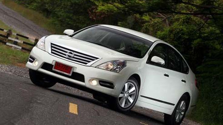 รีวิว Nissan Teana 200XL Sports Series Navi อัดแน่นด้วยอุปกรณ์อำนวยความสะดวก