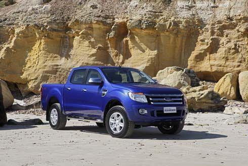 คลิปวิดีโอ Ford Ranger 2012 in Action โชว์แกร่ง บุกตะลุย ป่า เขา ทะเลทราย