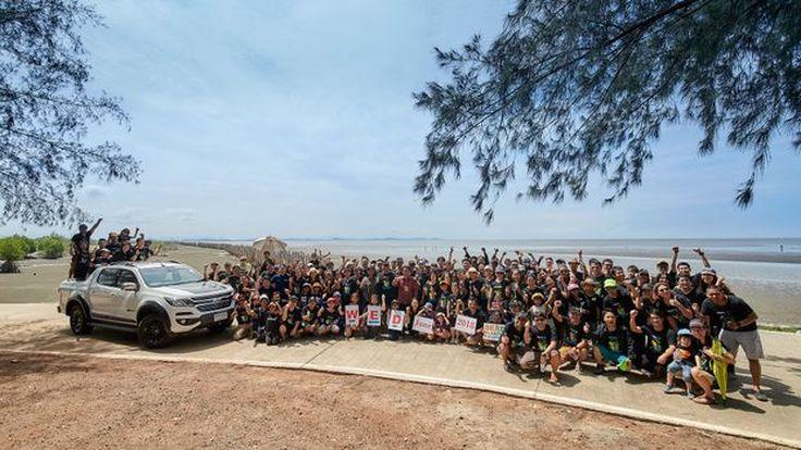 """จีเอ็ม ประเทศไทย เดินหน้า 2 โครงการ  ภายใต้แนวคิด """"รักษ์โลก ลดพลาสติก"""" ในวันสิ่งแวดล้อมโลก"""