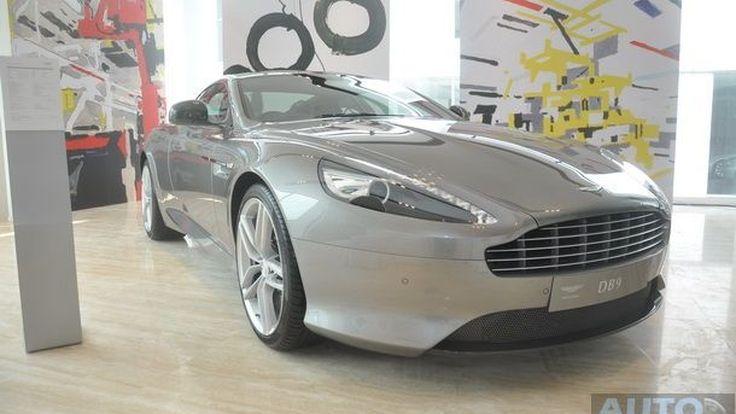 ชมภาพรถ Aston Martin 4 รุ่นหลัก และ บรรยากาศโชว์รูมใหม่  กลางถนนพระราม 3 พร้อมราคาทั้ง 10 รุ่นย่อย