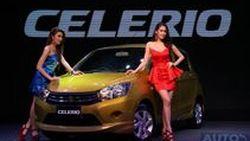 ชมภาพเปิดตัว Suzuki Celerio  Eco Car 1.0 ลิตร คันแรกในเมืองไทย พร้อมเปิดตัวพรีเซ็นเตอร์ใหม่ ฟรอยด์-เผือก