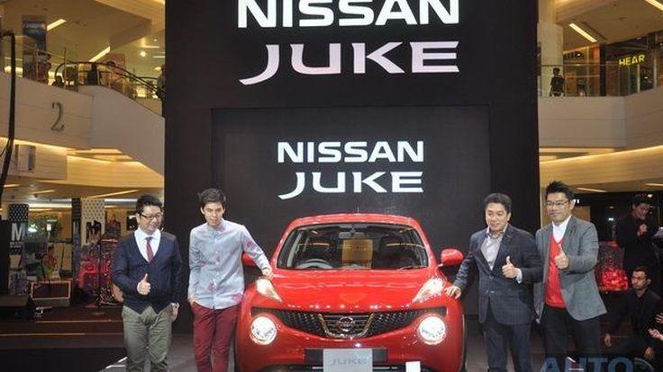 ชมภาพ Nissan Juke เปิดตัว พร้อมรายละเอียดสเป็ก เต็มพร้อมเทคโนโลยี