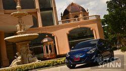 ชม VDO ทดสอบ Hyundai Elantra Sport 1.8 GLS ใหม่  รุ่นท๊อป  พร้อมฟังก์ชั่น Flexsteer