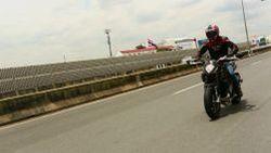 ชม VDO ทดสอบ MV Agusta Rivale 800  Supermoto ดีกรีความงามที่สุดระดับโลก