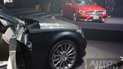 ชม VDO บรรยากาศงานเปิดตัว 2014 Mercedes-Benz CLS