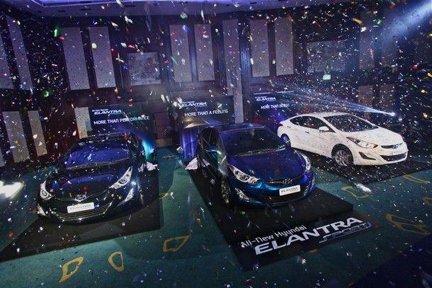 ชม VDO บรรยาาศงานเปิดตัว Hyundai Elantra Sport ใหม่