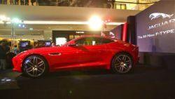 ชม VDO เปิดตัวรถ Jaguar F-Type Coupe  จากัวร์ เอฟ ไทป์ คูเป้