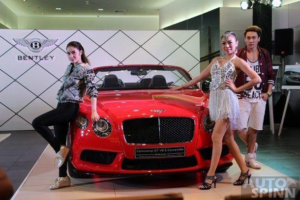 ชม VDO เปิดตัว 2014 Bentley Continental GT V8 S & GTC V8 S  นิยามใหม่ของความสปอร์ต