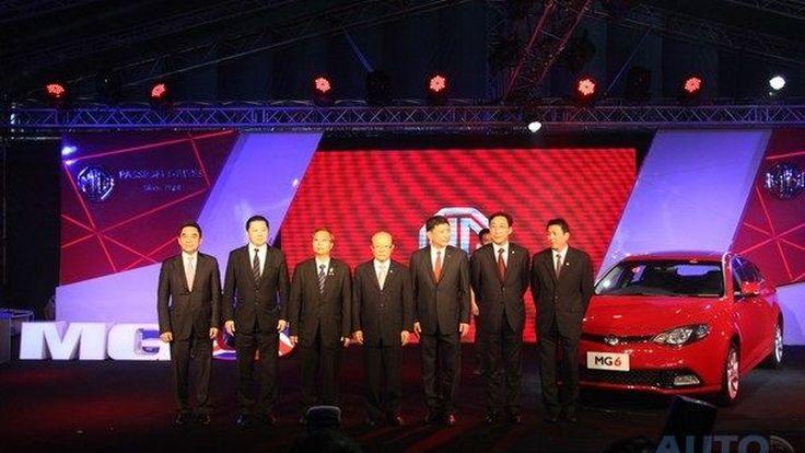 ชม VDO เปิดตัว MG6 ใหม่ รถจากแดนผู้ดี  เตรียมกลับมาลุยตลาดในไทยอีกครั้ง