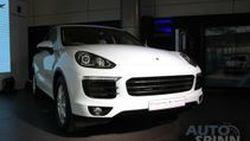 ชม VDO เปิดบรรยากาศ งานเปิดตัว Porsche Cayenne S E-Hybrid   ที่สุดของยานยนต์หรู SUV แบบ Plug-in Hybrid
