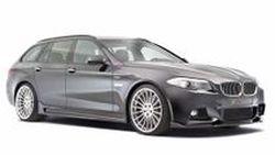 รถแต่ง BMW 5-Series Touring F11 ติดแอโรพาร์ตรอบคันพร้อมอ็อปชั่นจาก Hamann