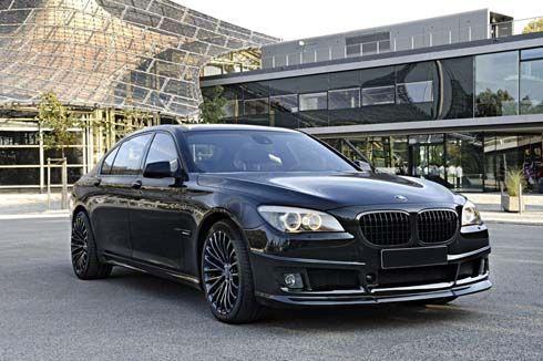 BMW 7-Series L ตัวใหญ่ยังไม่พอ ขอแรงเป็น 710 แรงม้า โดย Tuningwerk