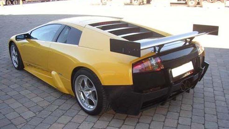 Lamborghini Murcielago ไม่ยอมเก่า เสริมหล่อในแบบ SuperVeloce โดย DMC