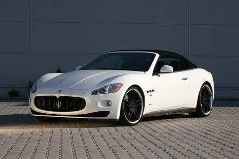 Maserati GranCabrio โดย Novitec Tridente 590 แรงม้า ทำ 0-100 ใน 4.5 วินาที