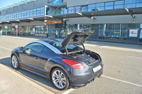 ยังรวยไม่พอ! Peugeot เปิดขายชุดแอคเซสเซอรี่ สำหรับ RCZ Sports Coupe