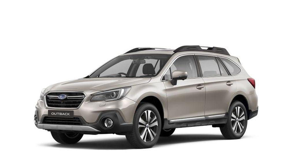 ซูบารุ เผยโฉม 'ซูบารุ เอาท์แบ็ครุ่นใหม่ 2.5i-S' ในงาน 'Subaru Thailand Palm Challenge 2018' 30 ก.ย.นี้