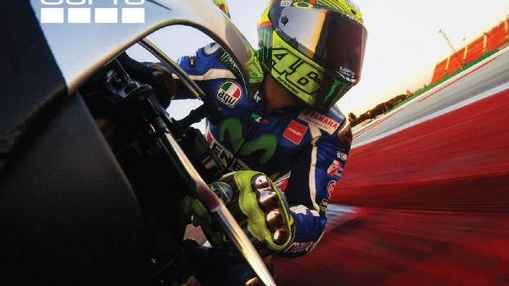 ซื้อกล้อง GoPro รุ่นใดก็ได้วันนี้ มีสิทธิลุ้นไปทริป MotoGP พร้อมกระทบไหล่กับ Valentino Rossi แชมป์โลก 9 สมัย