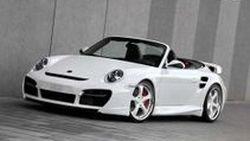ดุขึ้น Porsche 911 Turbo ในชุดแต่ง Aerodynamic Kit II จาก TechArt