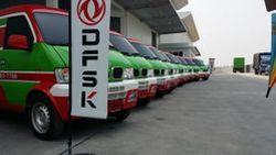 ตงฟง DFSK  บุกตลาดฟลีต ช่วยกิจการต่างๆลดต้นทุนสู้วิกฤตเศรษฐกิจ พร้อมจัดโปรคลายร้อน ขับฟรี 3 เดือน