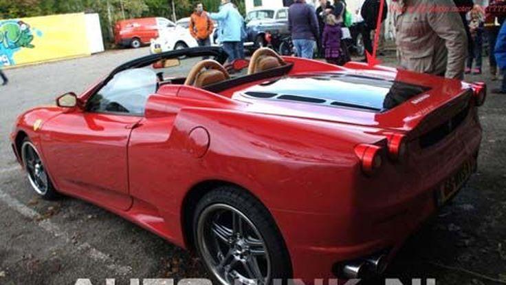 ตบตา! Ferrari F430 Spider จำแลงแปลงกายมาจาก Toyota MR2
