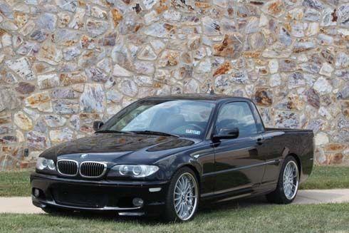 ตาฝาด?! BMW 330i กระบะสไตล์รถยนต์นั่งพันธุ์พิเศษ ท้าย Chevrolet Colorado