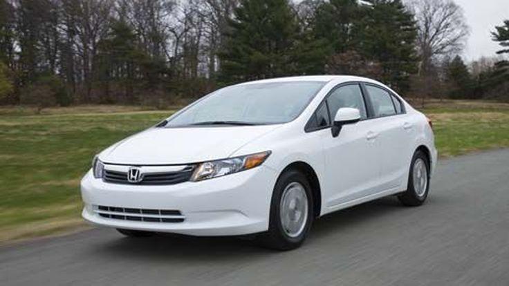 ฟอร์มตก! Honda Civic รุ่นปี 2012 โฉมใหม่ ได้คะแนนรองบ๊วยจาก Consumer Reports