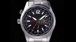 นาฬิกาข้อมือสุดแมนสำหรับแฟน Subaru STI เปิดตัวครั้งแรกที่โตเกียว ออโต้ ซาลอน