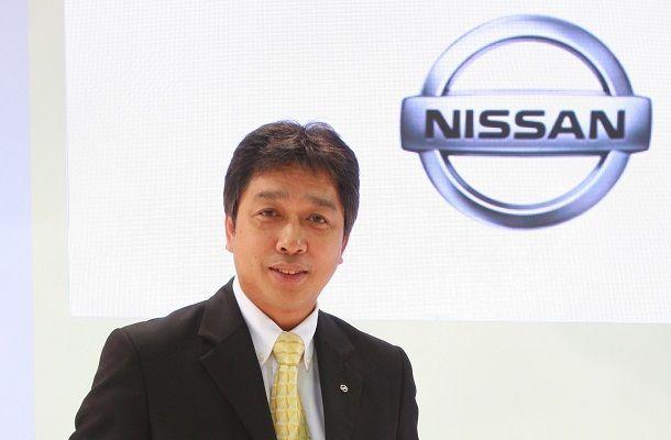 นิสสันประเมินตลาดรถยนต์ปีนี้เหลือ 1 ล้านคัน
