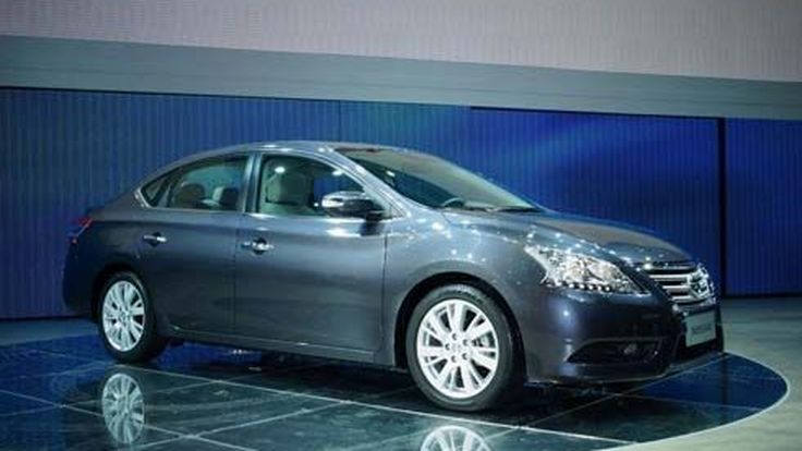 Nissan เตรียมเปิดตัว Sylphy รถยนต์นั่งระดับกลาง แบบ 4 ประตู รุ่นใหม่เร็วๆนี้