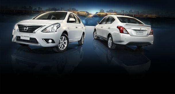 """นิสสัน เปิดตัว """"Nissan Almera ใหม่"""" ปี 2014  ต่อยอดรุ่นแรก เสริมดีไซน์หรูรอบคัน"""